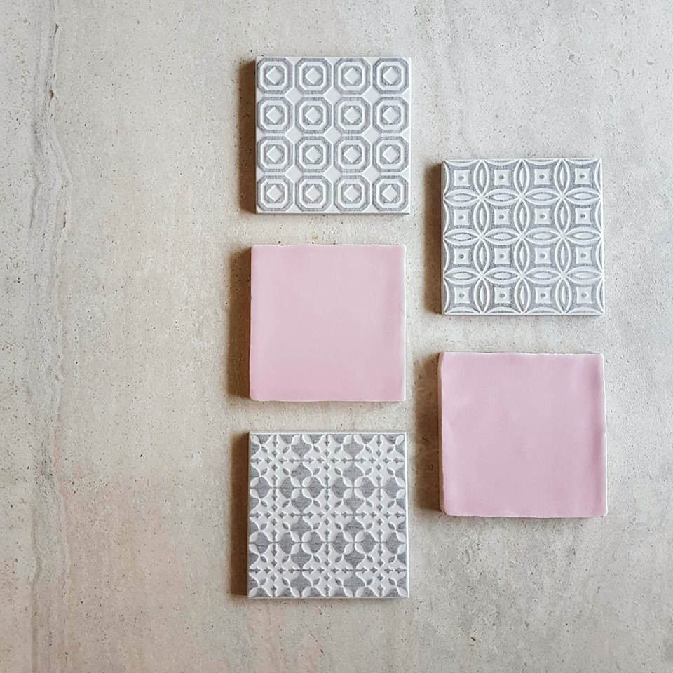 Lulo Tile Solutions Published by Natalie Panzarino Page Liked · 8 May ·    Pattern and pastel combine in feminine flair with soft, flowing lines of this vein-cut travertine look porcelain.