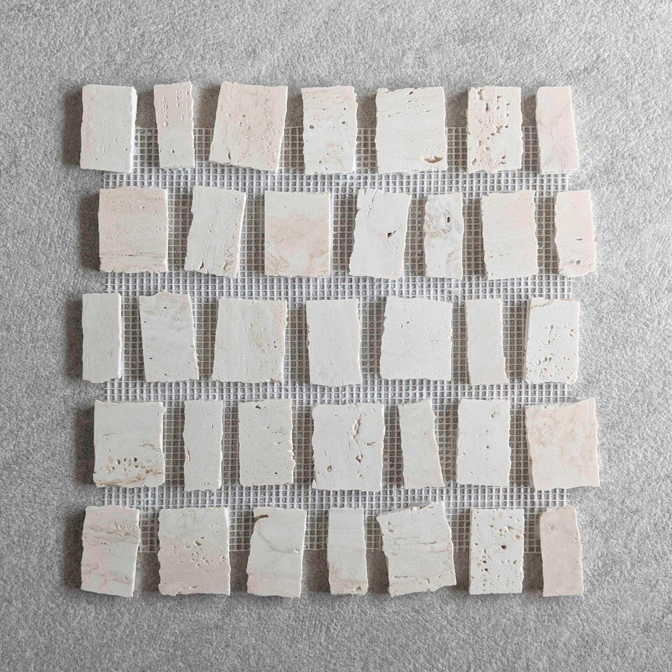 Scarpa Mosaic Travertino